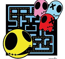 Pacman by ArteCita by ArteCita