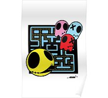 Pacman by ArteCita Poster