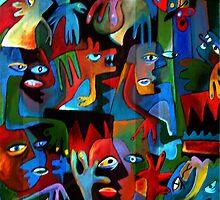Rainforest by INGRID  ANDERSEN