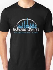 Walter White Clandestine Labs Heisenberg T-Shirt