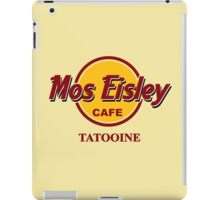 Mos Eisley Cafe iPad Case/Skin