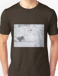 Scottish Winter Scene T-Shirt