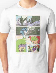 New Hawk & Croc page 73 T-Shirt