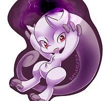 Mega Mewtwo Y by riptizzley