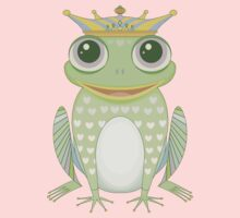Frog Prince Kids Clothes