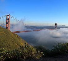 Golden Gate Bridge by Scott Englund