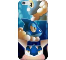 Froakie Line iPhone Case/Skin