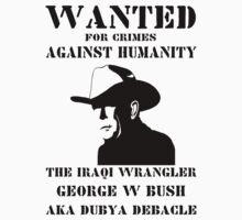 The Iraqi Wrangler by montdragon