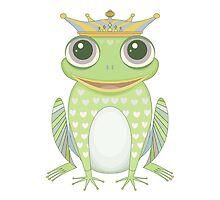 Frog Prince by Jean Gregory  Evans