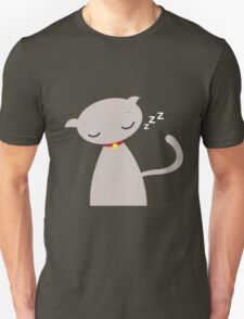 Sleepy Kitty T-Shirt