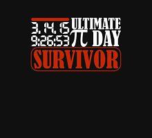 2015 Ultimate Pi Day Survivor Unisex T-Shirt