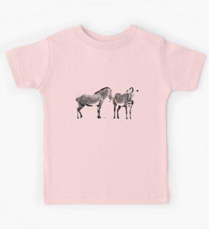 Zebras Kids Tee