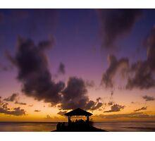 Waikiki, Honolulu Photographic Print