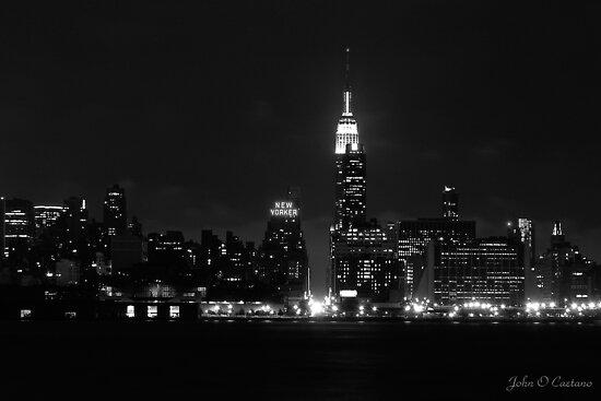 New Yorker by John Caetano