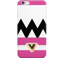 PRLG Pink Ranger Phone Case iPhone Case/Skin