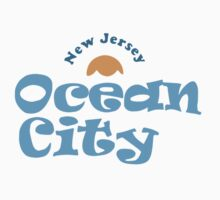 Ocean City - New Jersey. by America Roadside.