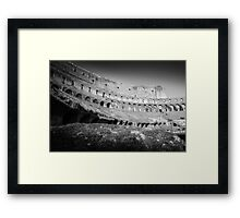 Colosseum Framed Print