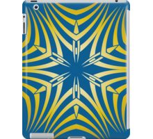With Rockets To The Skies - Gold iPad Case/Skin