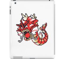Red Gyrados GBC iPad Case/Skin