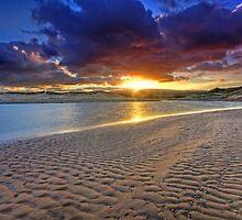 Inverness Sunrise Nova Scotia by EvaMcDermott