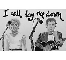 I will lay me down Photographic Print