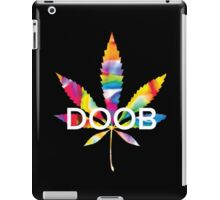 Trippy Doob iPad Case/Skin