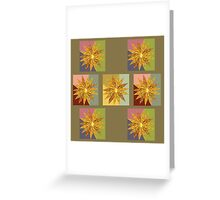 Wild Flower 2 Greeting Card