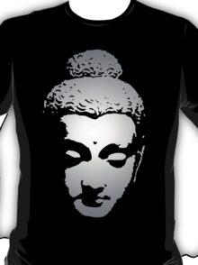 Silver Buddha T-Shirt