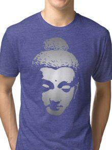 Silver Buddha Tri-blend T-Shirt
