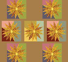 Wild Flower 2 by Thecla Correya