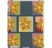 Wild Flower 2 iPad Case/Skin