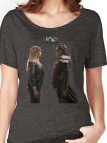 Clexa - Love is weakness Women's Relaxed Fit T-Shirt