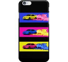 Subaru STi Drift in Color iPhone Case/Skin