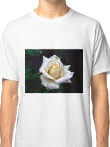 Little white rose 5 Classic T-Shirt