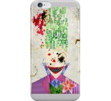 joker5 iPhone Case/Skin