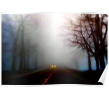 Distant Headlights Poster