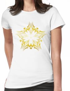 Gardeners - Gold Womens Fitted T-Shirt