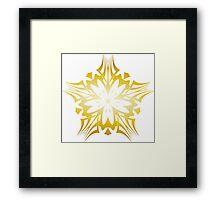 Gardeners - Gold Framed Print