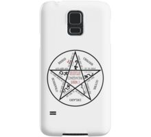 Summon a Constantine Season 2 Samsung Galaxy Case/Skin