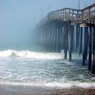 Vanishing Pier by ckroeger
