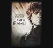 Tyrion Lannister Game of Thrones by sadanand