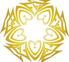 Hearts of Gold by BorisBurakov
