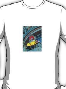 Suicidal clown! T-Shirt