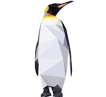 Geometric Penguin (2) by VitaSun
