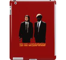 The BAD MOTHERFUCKERS - PULP FICTION iPad Case/Skin