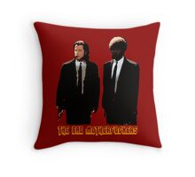 The BAD MOTHERFUCKERS - PULP FICTION Throw Pillow