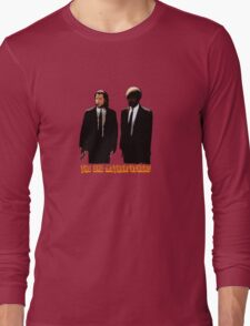 The BAD MOTHERFUCKERS - PULP FICTION Long Sleeve T-Shirt
