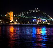 Sydney Harbour by Erin-Louise Hickson