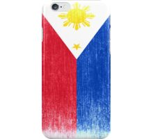 Philippines Flag Pacquiao Pride iPhone Case/Skin
