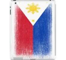 Philippines Flag Pacquiao Pride iPad Case/Skin